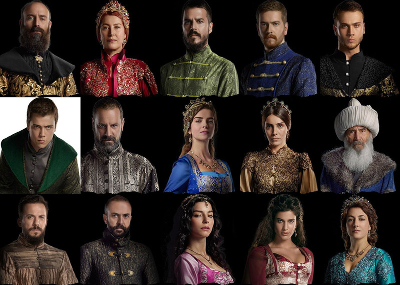 телесериал сулейман султан на каз