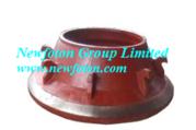 Newfoton Group Limited предлагает запчасти для конусных дробилок